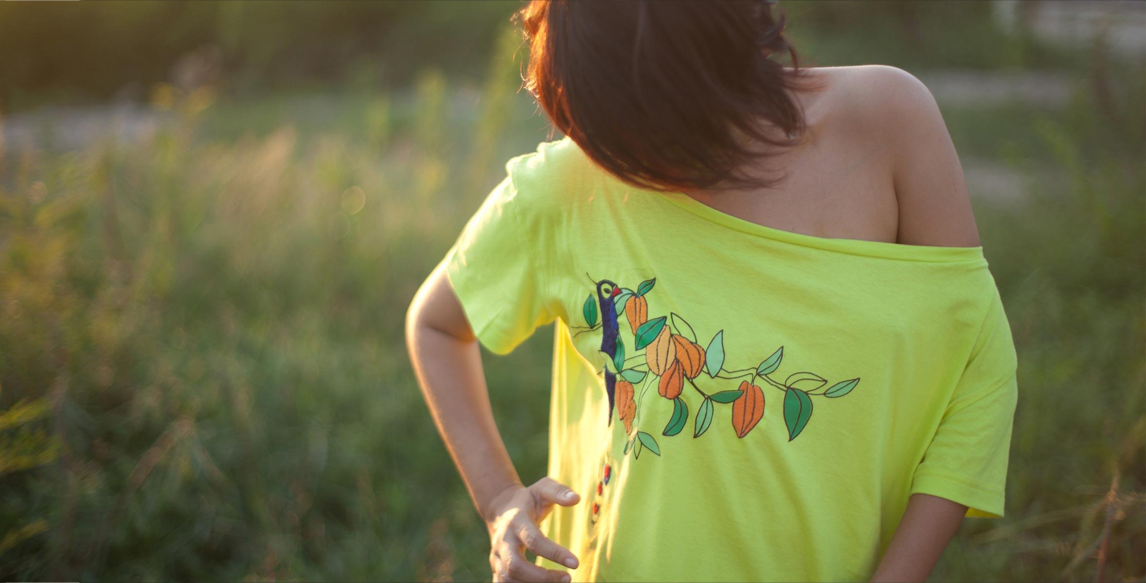 COLL#0 – T-Shirt – GOURMANDISE 2