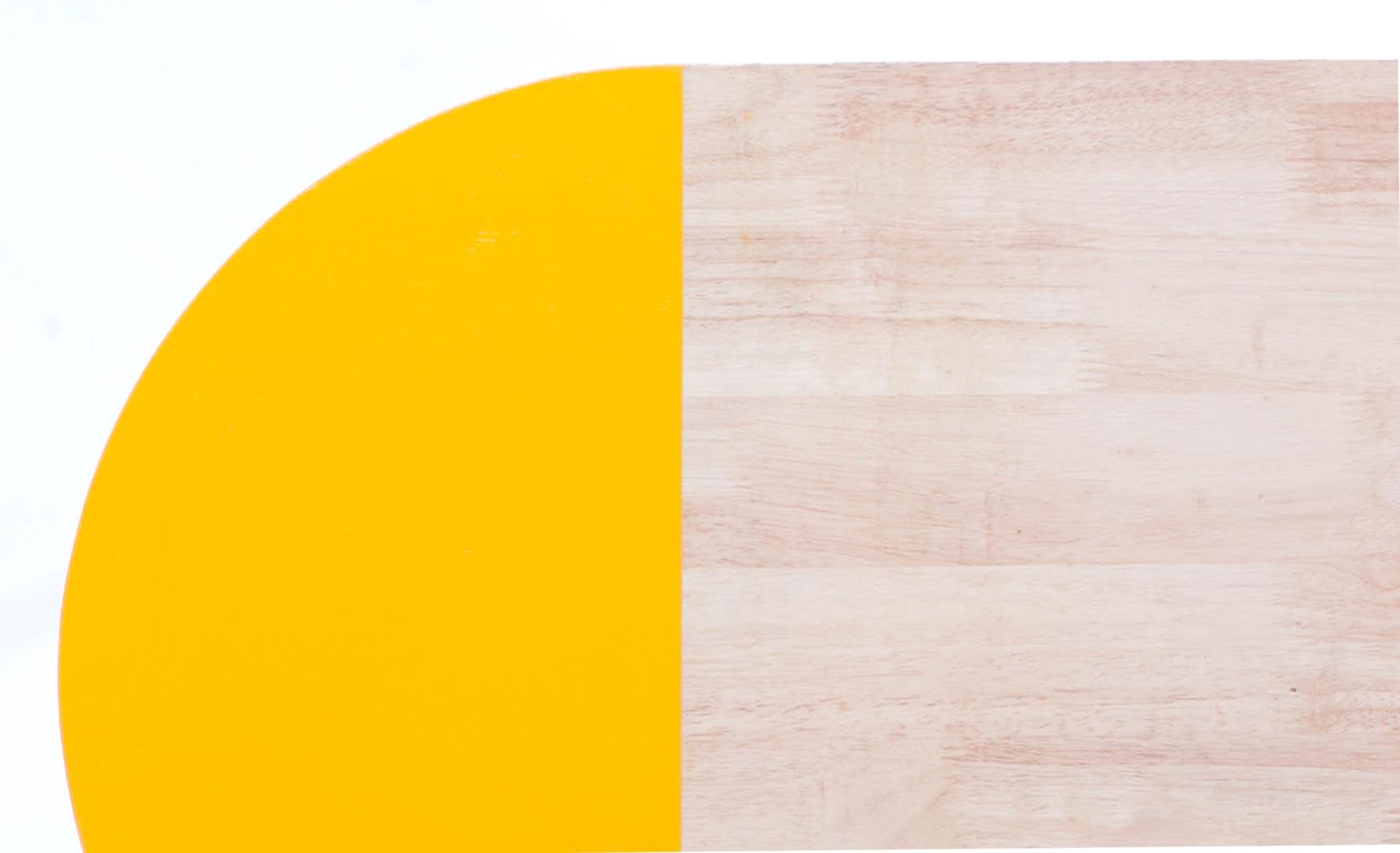 MA-JONG curve Yellow