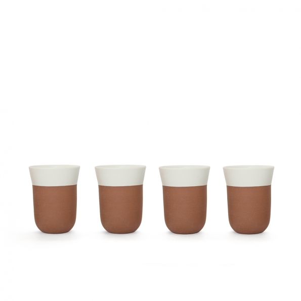 TCHAA Cup – Set of 4 White